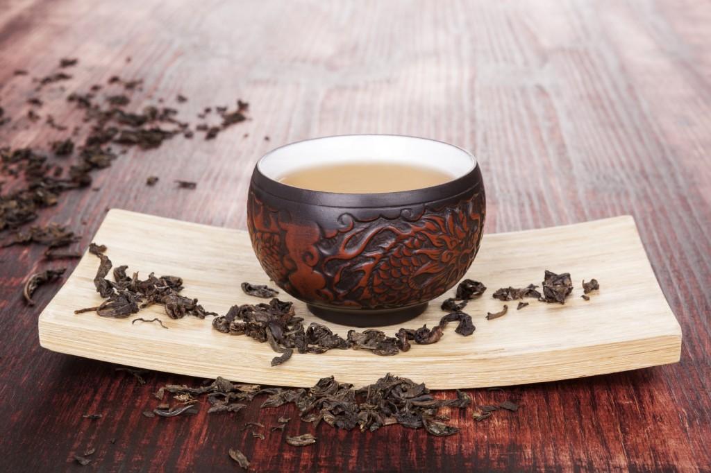 Tazza di thè