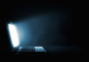 schermo luminoso