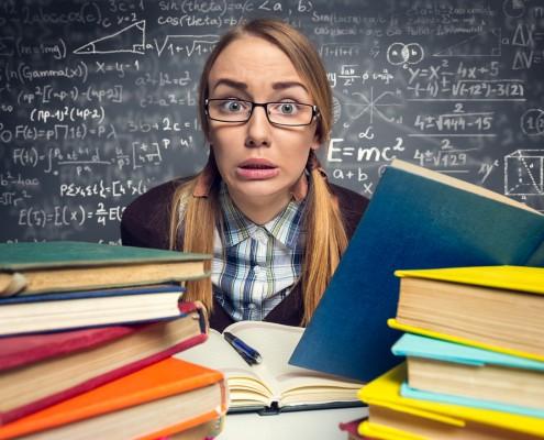 studente panico